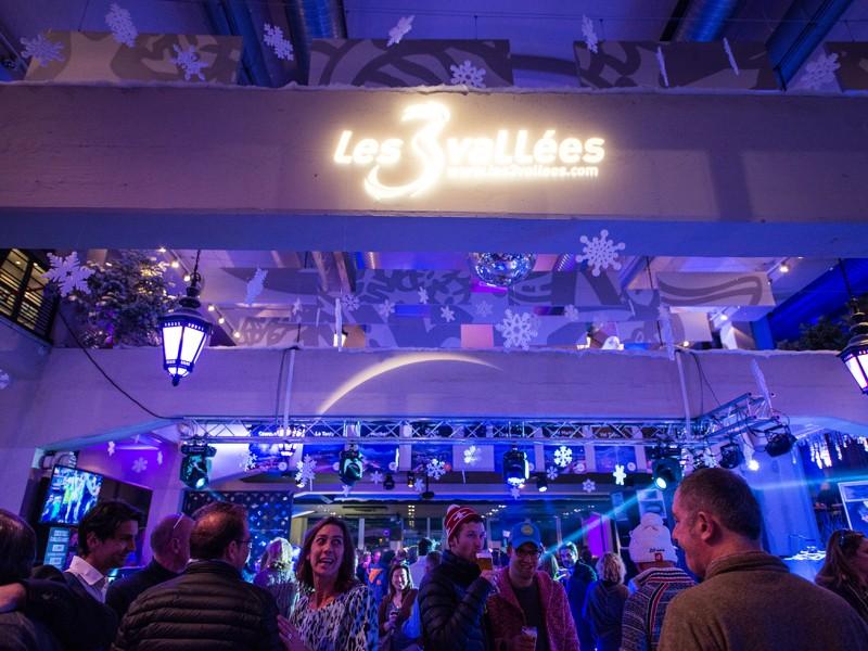 Lyon, 3 vallées, Global Event Production, son et lumière