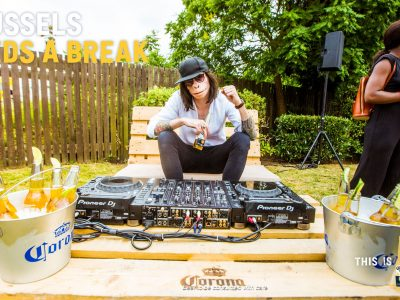 Chill out with Kid Noize and Corona! Take a break ATTARI Clear Channel Urban media general jacques global event production