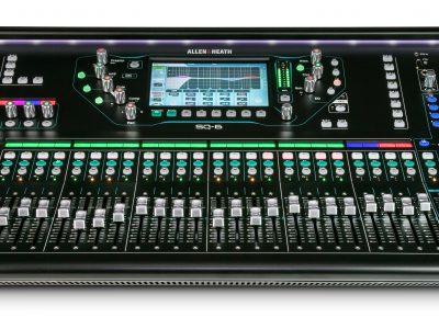 sq6- Allen & Heath global event production table de mixage dj